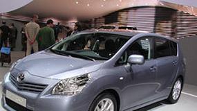 Genewa 2009: Toyota Verso – nowe 7-miejscowe MPV