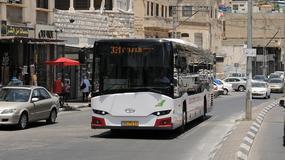 Kolejne duże kontrakty Solarisa w Izraelu