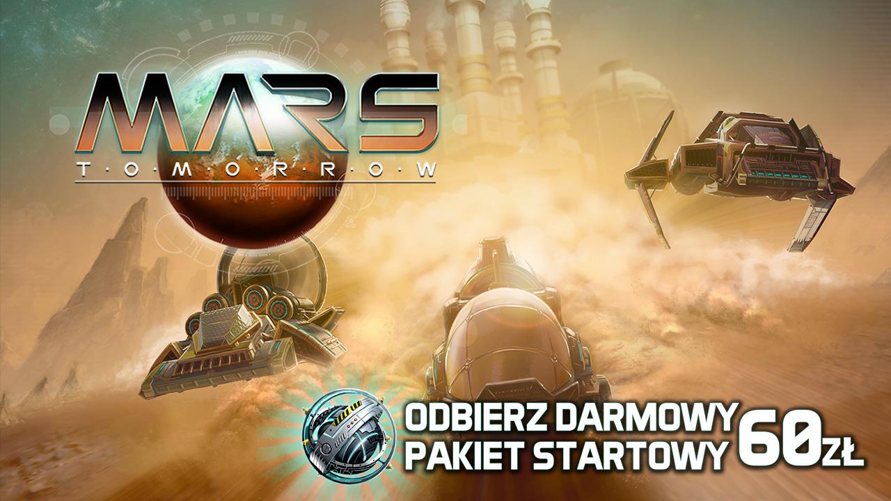 Mars Tomorrow: Pakiet startowy z Żyrokompasem za darmo