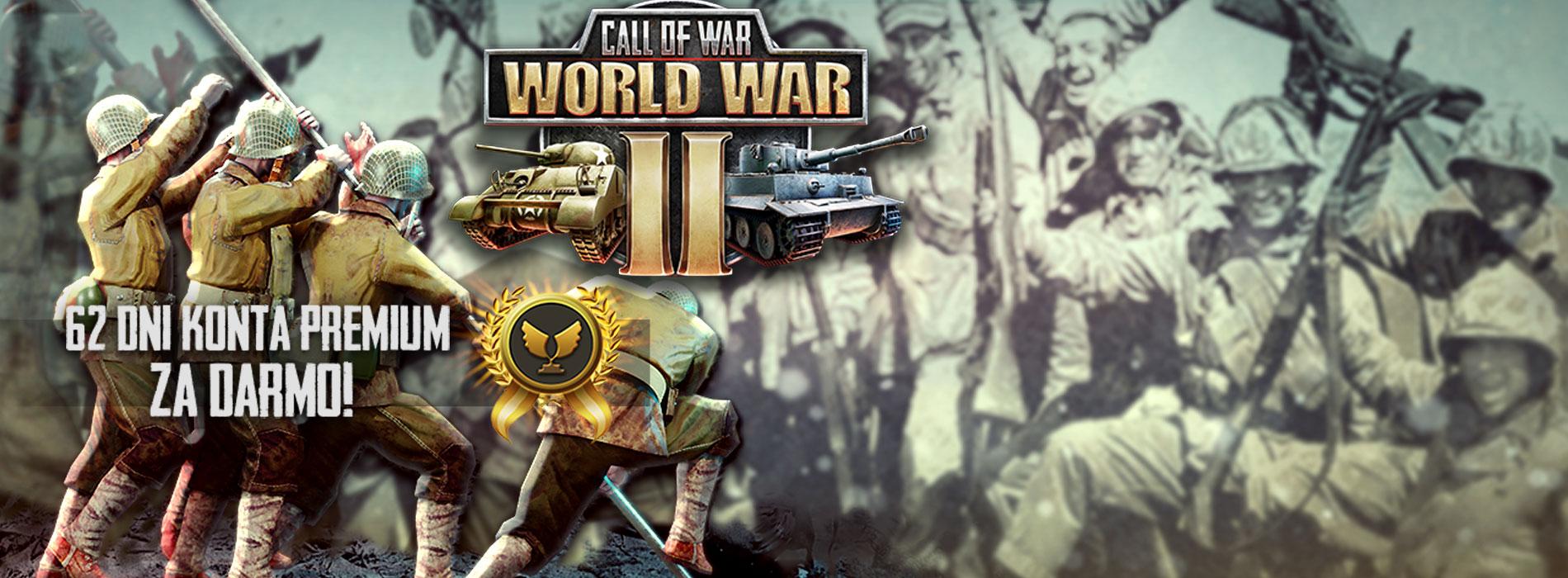 Call of War - zmień bieg drugiej wojny światowej