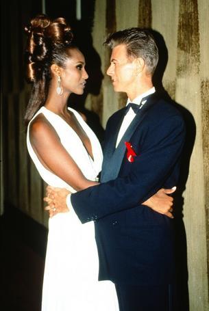 Iman i David Bowie: wieczna miłość