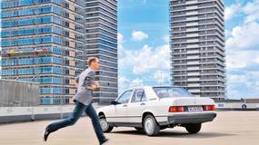 Mercedes 190: znacząco przeinwestowany i niezawodny