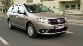 Dacia Logan MCV - kombi dla niewymagających