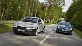 Nowy Opel Astra - Lżejszy, mniejszy, lepszy