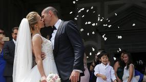 Victor Valdes wziął ślub