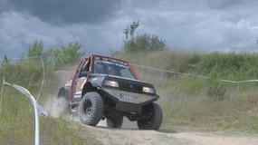 Lubuskie mistrzostwa off-road: Zabawa  w pyle