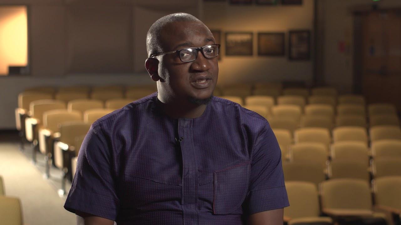 Izu Ojukwu is the brain behind one of the biggest films of the decade, '76. [YouTube]