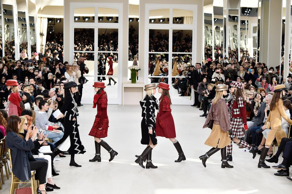 Chanel AW 2016/2017