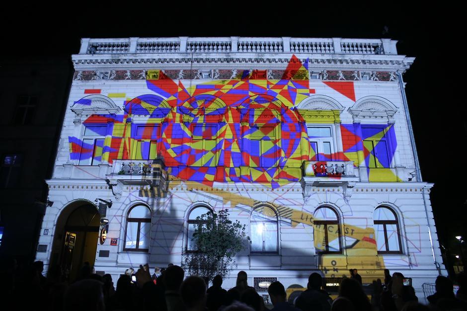 Festiwal Kinetycznej Sztuki Światła Light.Move.Festival  / Łukasz Czarnecki / materiały prasowe