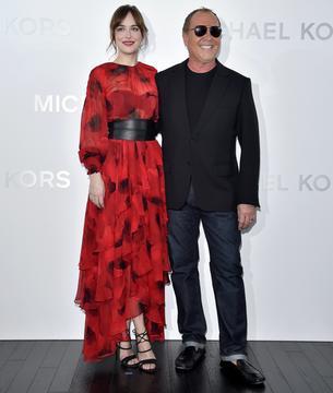 Best Look: Dakota Johnson w kreacji Michael Kors