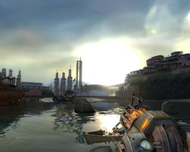 Half-Life. Far Cry. Обо всем - История жанра First-Person Shooter. 4 час