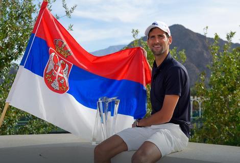 Novak Đoković slavi titulu u Indijan Velsu