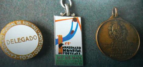 Bronzana medalja za osvojeno treće mesto u Montevideu