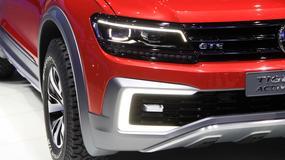 Volkswagen Tiguan GTE Active - nowy koncept (Detroit 2016)