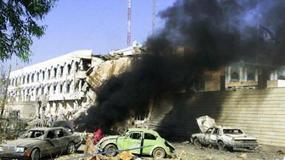 Zamach na siedzibę ONZ w Bagdadzie