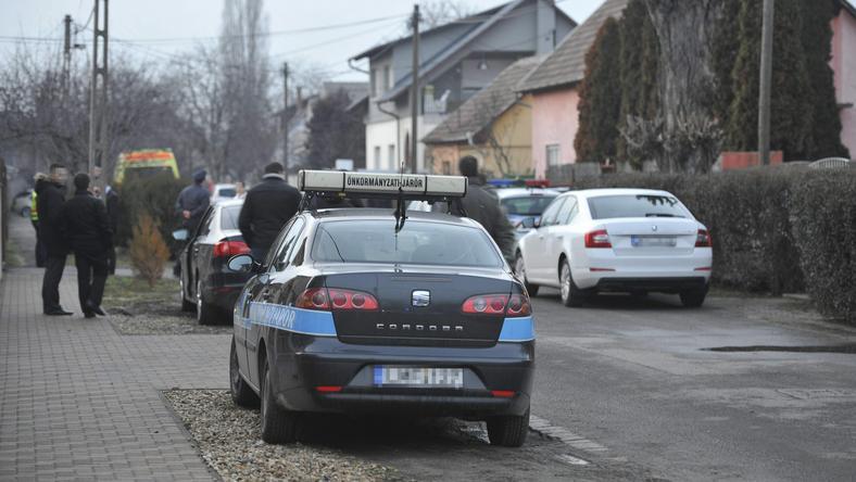 A rendőrnő megölte kisfiát, majd magával is végzett / Fotó:MTI Mihádák Zoltán