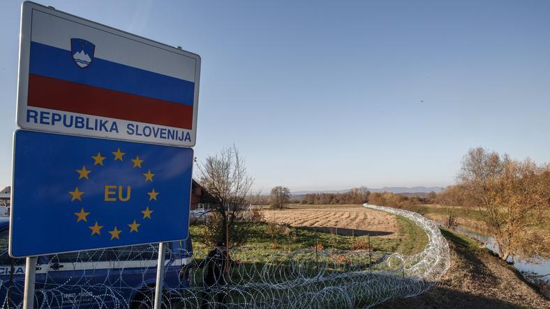 Schengen veszélyben, most pedig már Szlovénia is úgy döntött, hogy bezárja a bazárt. /Fotó: Northfoto