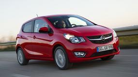 Opel Karl - mały, tani i nowoczesny