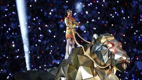 Katy Perry zachwyciła podczas Super Bowl
