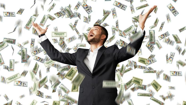 Valaki nagyon gazdag lett ma a lóversennyel! / Illusztráció - Northfoto