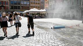 Upały w Polsce. Temperatury przekroczą 30 st. C