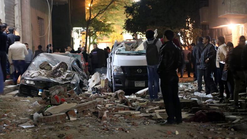 Ehhez hasonló robbantásokat terveztek /Fotó: AFP