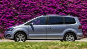 Lifting Seata Alhambry: Komfortowy i bezpieczny van