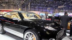 Spyker potwierdza SUVa za 200 tys. euro