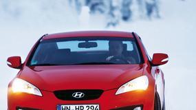 Hyundai Genesis: tylny napęd i duża moc w konkurencyjnej cenie