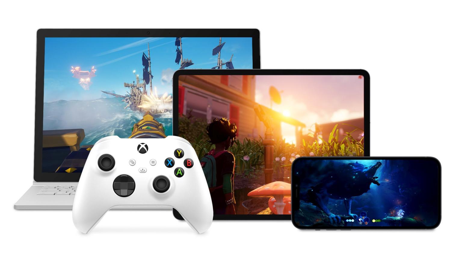 Streamovanie hier od Xboxu prichádza na ďalšie zariadenia.