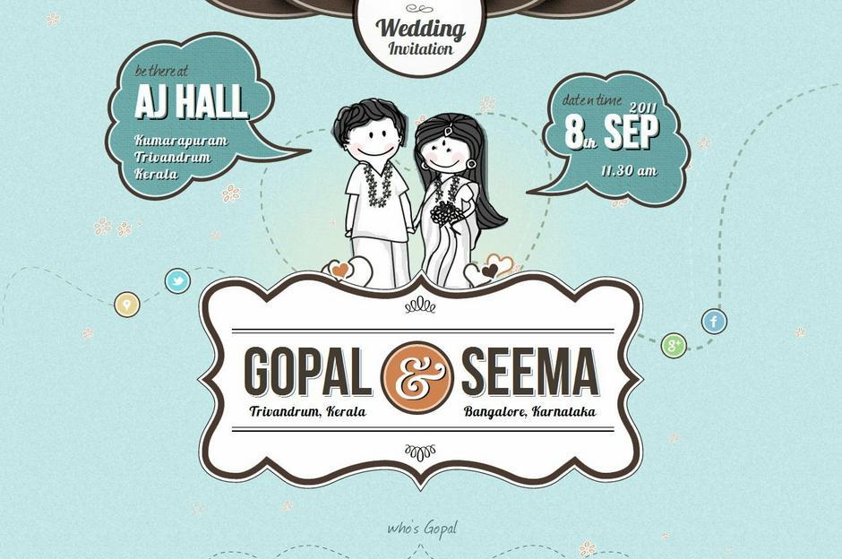 Gopal and Seema