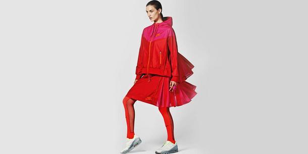 Nowy modowo-sportowy pojekt: Nike x Sacai