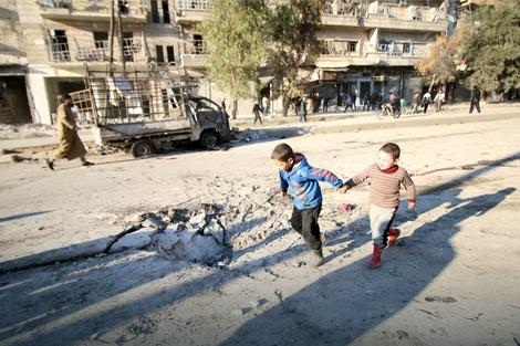 300.000 ljudi moglo bi da ostane bez pomoći u Alepu