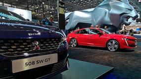 Peugeot u siebie – paryskie premiery