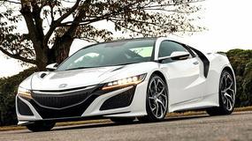 Honda odpala hybrydową rakietę - wielki powrót Hondy NSX