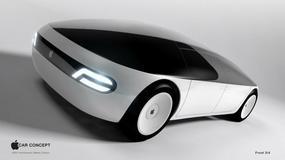 Samochód marki Apple - prace trwają
