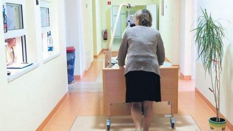 Obecnie w darłowskim hospicjum jest miejsce dla 22 osób. Fot. Radek Koleśnik / GK24.pl