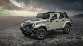 Jeep Wrangler Rubicon Recon Edition – dla głodnych przygód