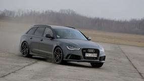 Audi RS6 Avant | Test