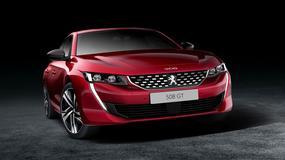 Peugeot 508 - szyk i charakter, którego nikt się nie spodziewał