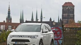 Test Mitsubishi Outlander: nowe trendy