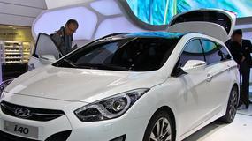 Hyundai i40 cw celuje w Europę