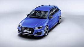 Audi RS4 Avant: światowa premiera we Frankfurcie