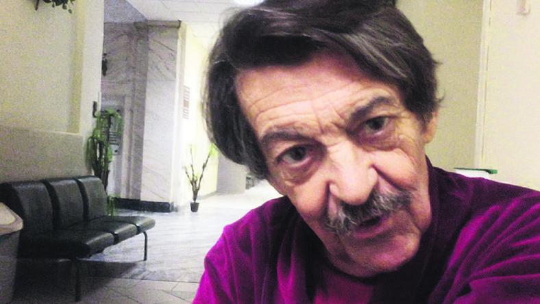 A gégerákkal küzdő Galkó a kórházból üzent az olvasóknak