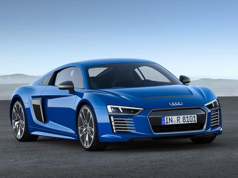 Zdjęcie do artykułu: Ceny nowego Audi R8 w Polsce