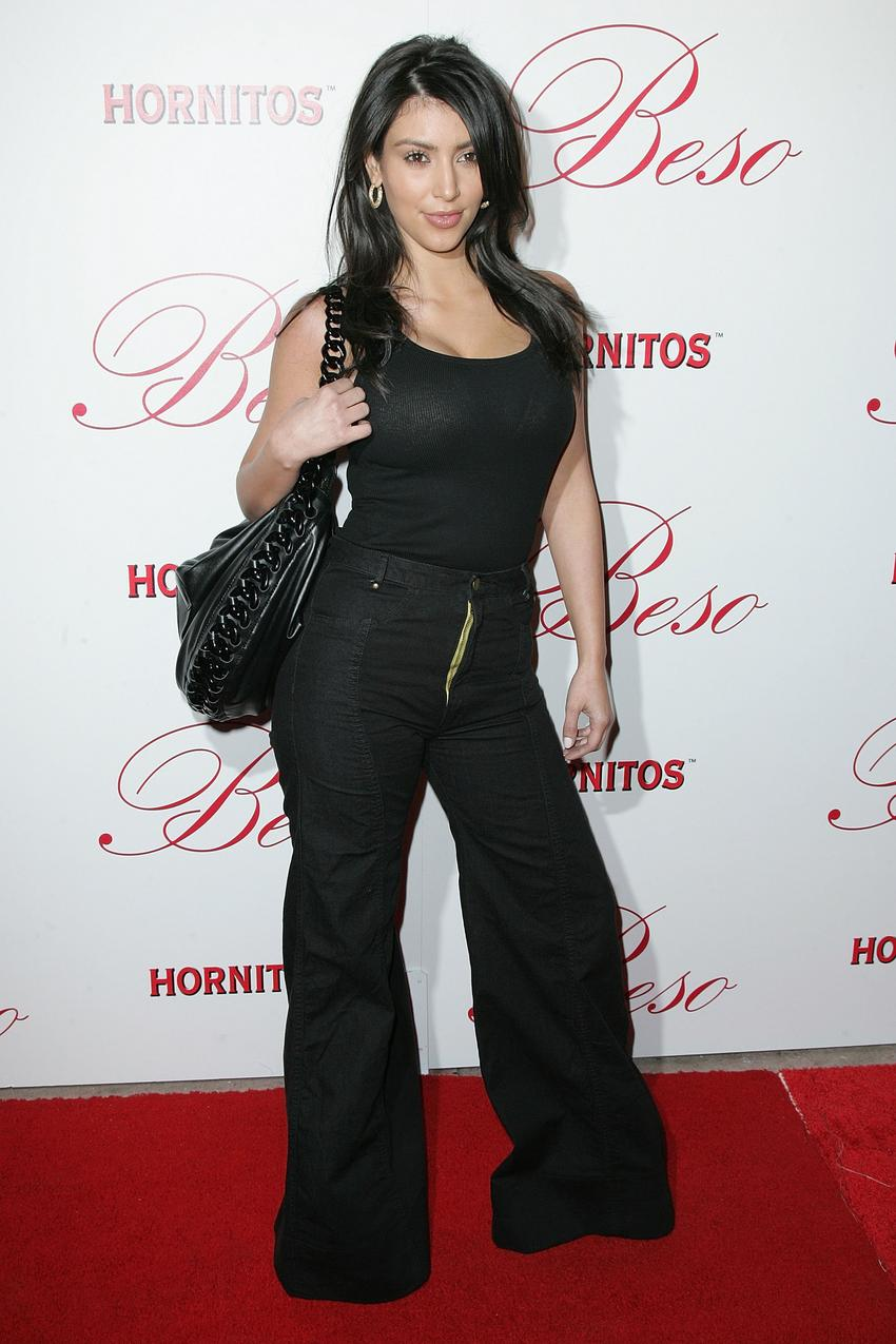 2008: Kim Kardashian / Getty Images