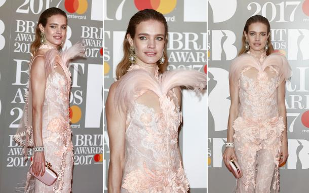 Best Look: Natalia Vodianova w kreacji Givenchy Couture