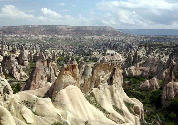 Kapadocja. Najpiękniejsze miejsca Turcji