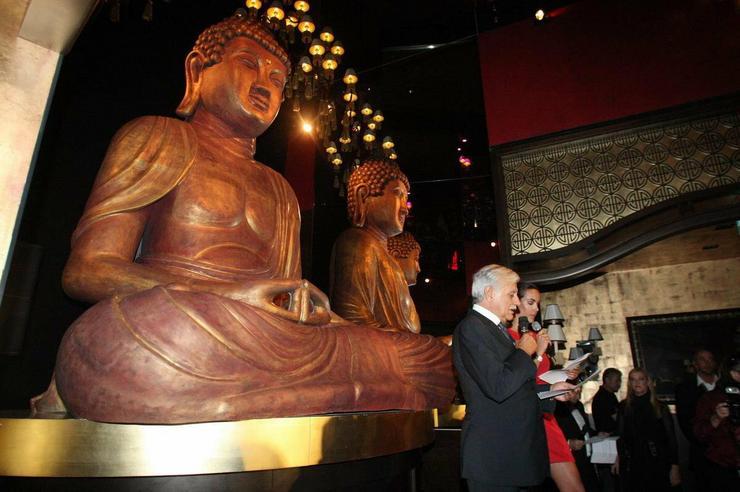 Buddha Bar megnyitó party