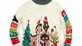 Swetry od Whoopi Goldberg: zabawne i kiczowate